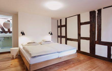 Hamm: Romantik Hotel Alte Vogtei