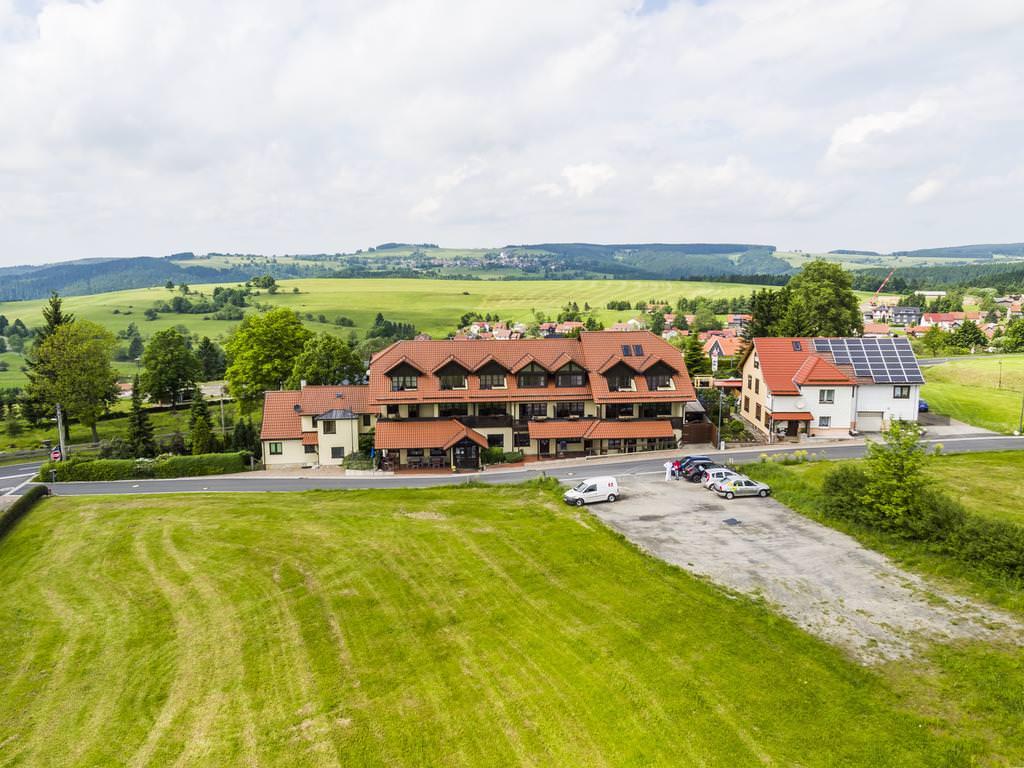 Eisfeld-Hinterrod: Hotel Berggasthof Hinterrod