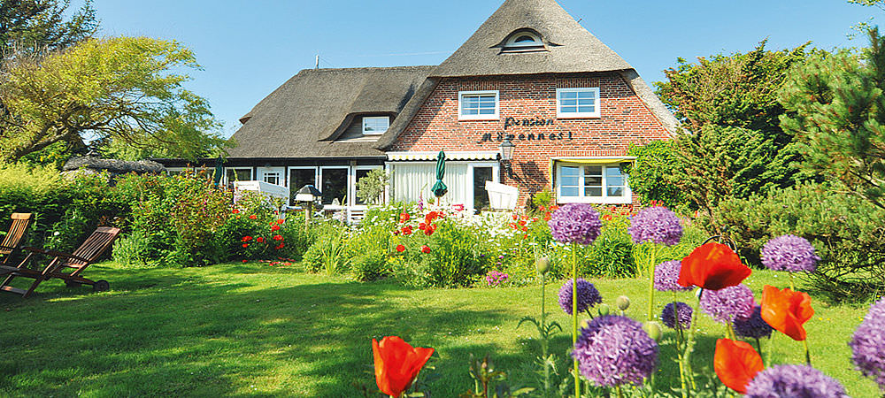 Wenningstedt-Braderup: Hotel Pension Möwennest