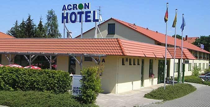 Quedlinburg: Hotel Garni Acron Hotel Quedlinburg