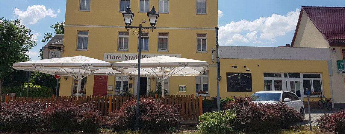 Königsbrück: Hotel Stadt Königsbrück