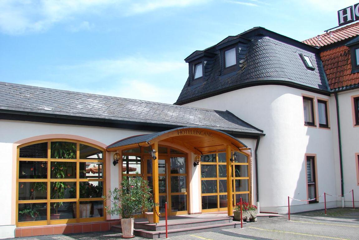 Landhotel Vier Jahreszeiten, Pension in Bad Königshofen im Grabfeld bei Gädheim