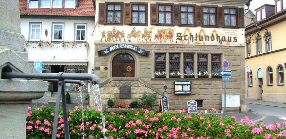 Hotel Restaurant Schlundhaus