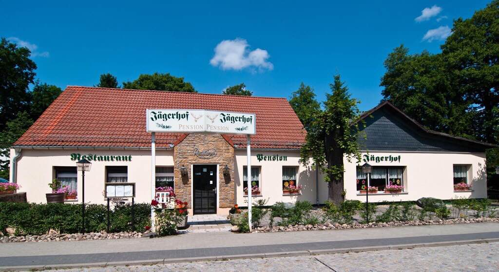 Jägerhof Seddin, Pension in Seddiner See-Seddin