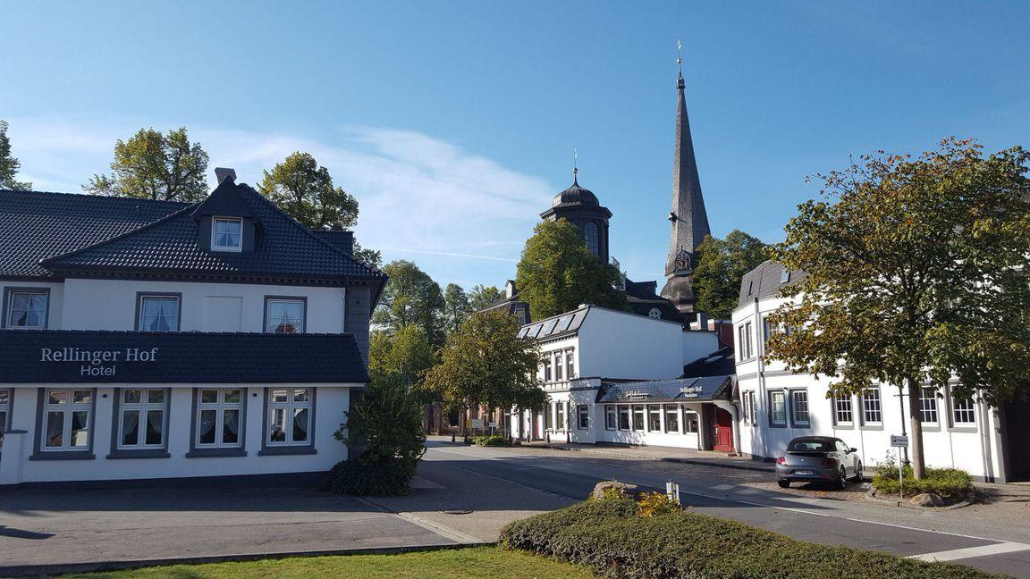 Rellinger Hof, Pension in Rellingen