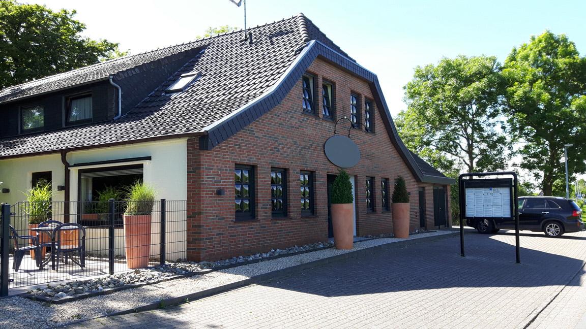 Zoller - Haus am Meer, Pension in Butjadingen-Burhave bei Bremerhaven