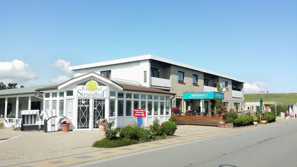 Strandhof, Pension in Butjadingen-Tossens bei Bremerhaven