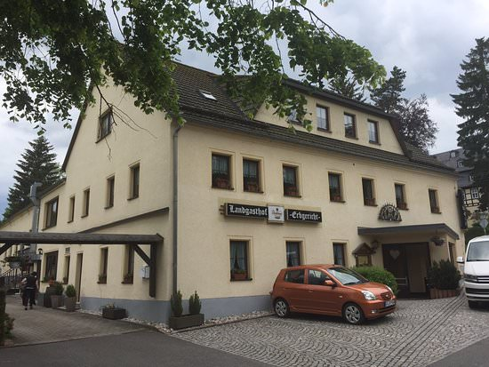 Landgasthof & Pension Erbgericht, Pension in Augustusburg bei Amtsberg
