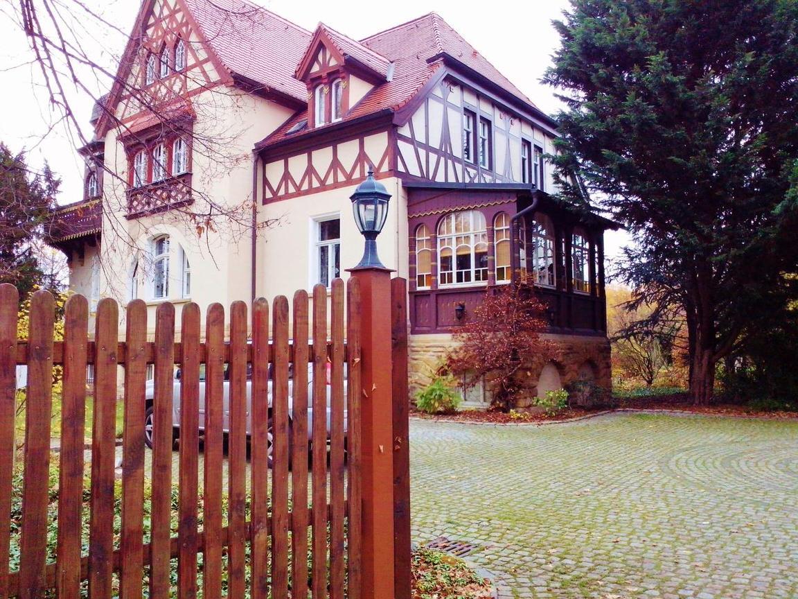 Hotel Gästehaus Villa Kühn, Hotel in Zeitz bei Lützen