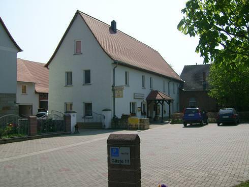 Pension Landgasthof Steinbach, Pension in Bad Bibra bei Braunsbedra
