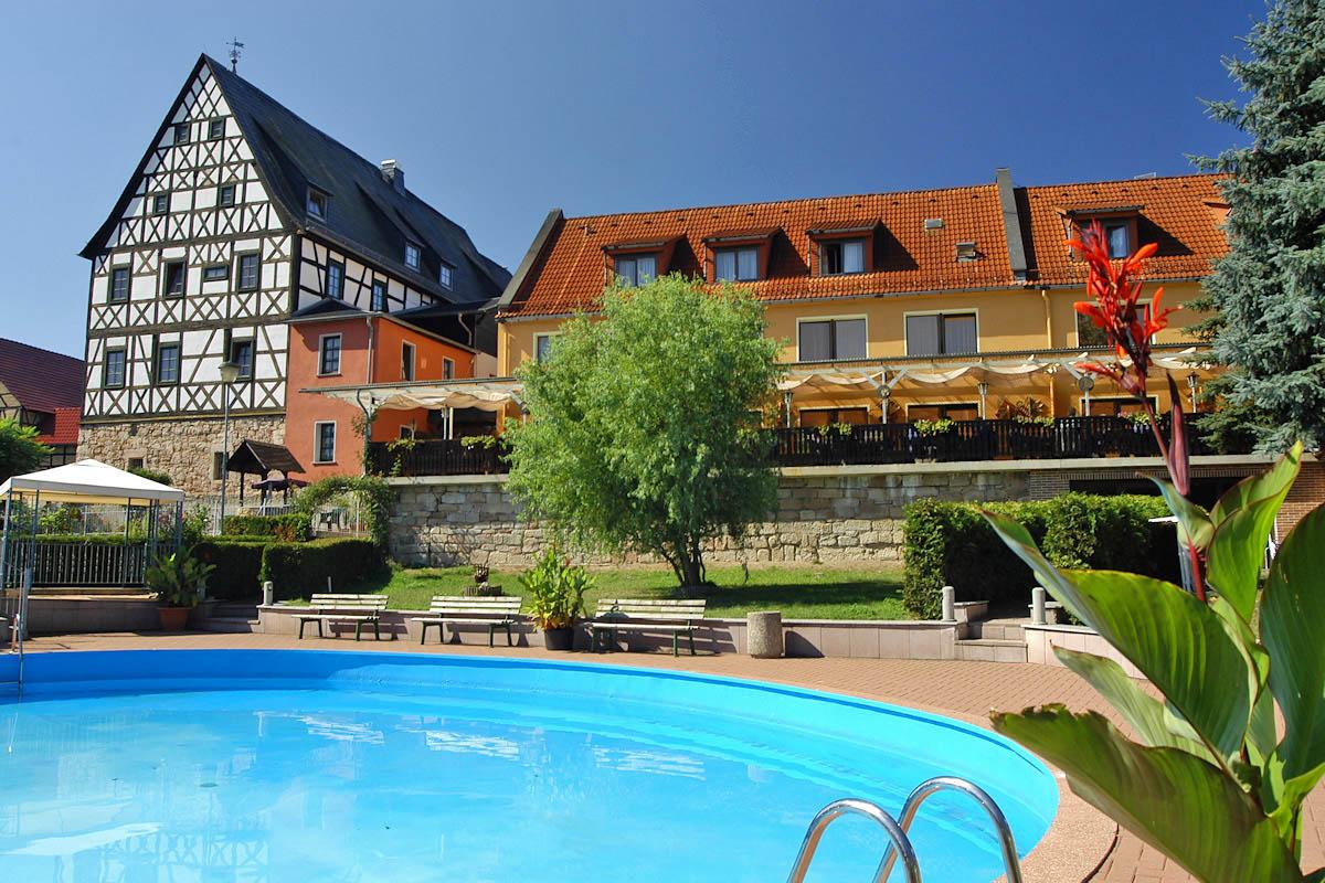 Uhlstädt-Kirchhasel: Thüringer Landhotel Edelhof