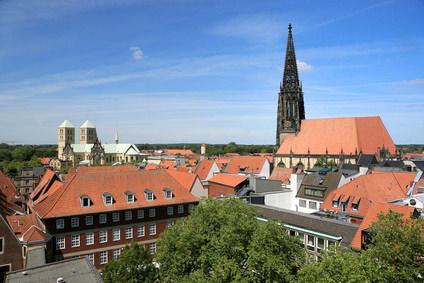 Münster Information, Pension in Münster