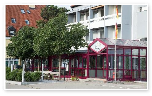 Königsbrunn: Hotel & Restaurant-Café Krone