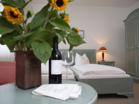 Oberbarnim-Bollersdorf: Hotel Johst am See