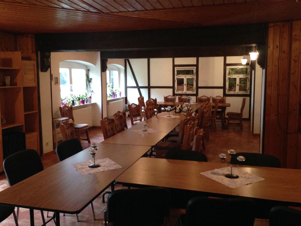 Reiterhof, Pension in Schönwölkau bei Eilenburg