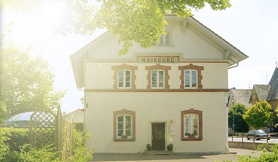 Pension Im Bahnhof Hotel Garni, Monteurzimmer in Mainburg bei Landshut