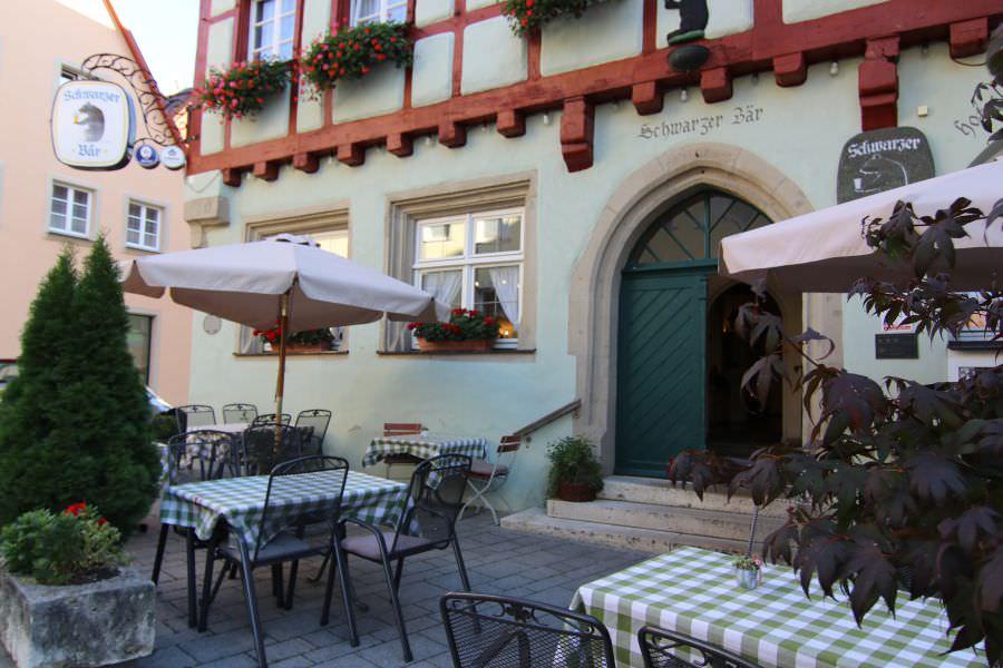 Weißenburg: Hotel Restaurant Schwarzer Bär