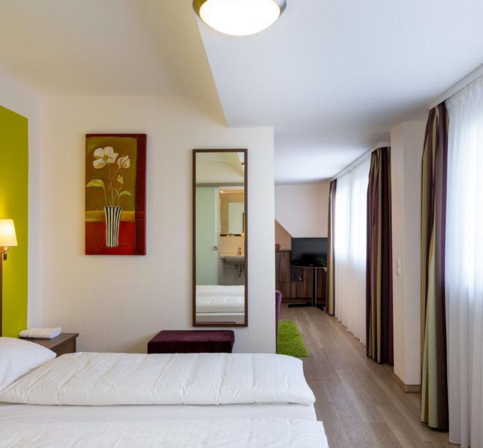 Bendorf: Berghotel Rheinblick