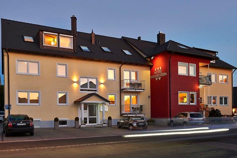 Wendelstein: Hotel Garni Wendelstein