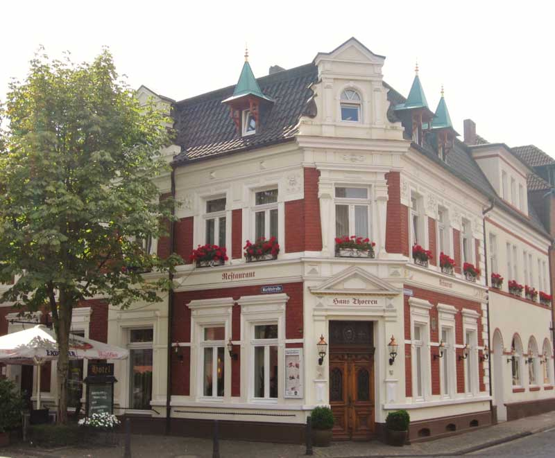 & Restaurant Haus Thoeren, Pension in Kerken bei Viersen