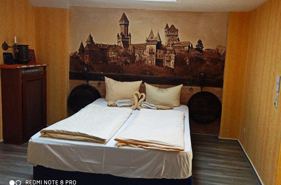 Usingen: Hotel Eschbacher Katz