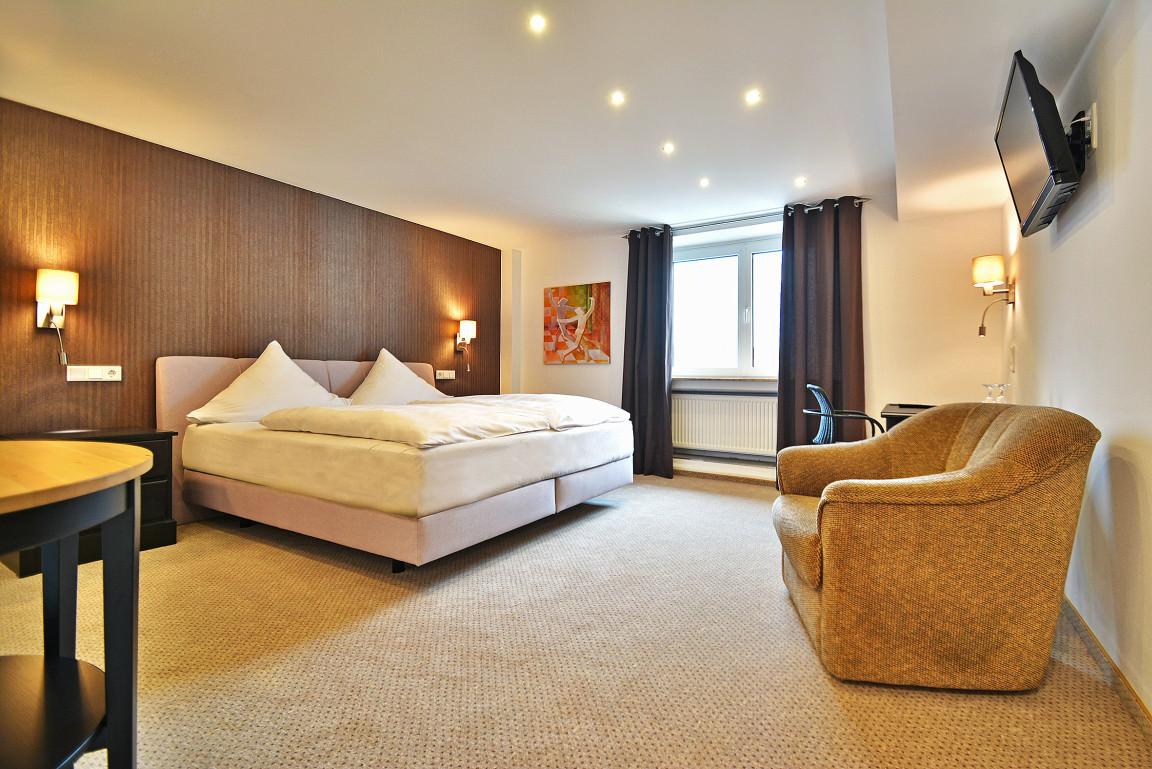 Hotel Zur goldenen Sonne in Usingen