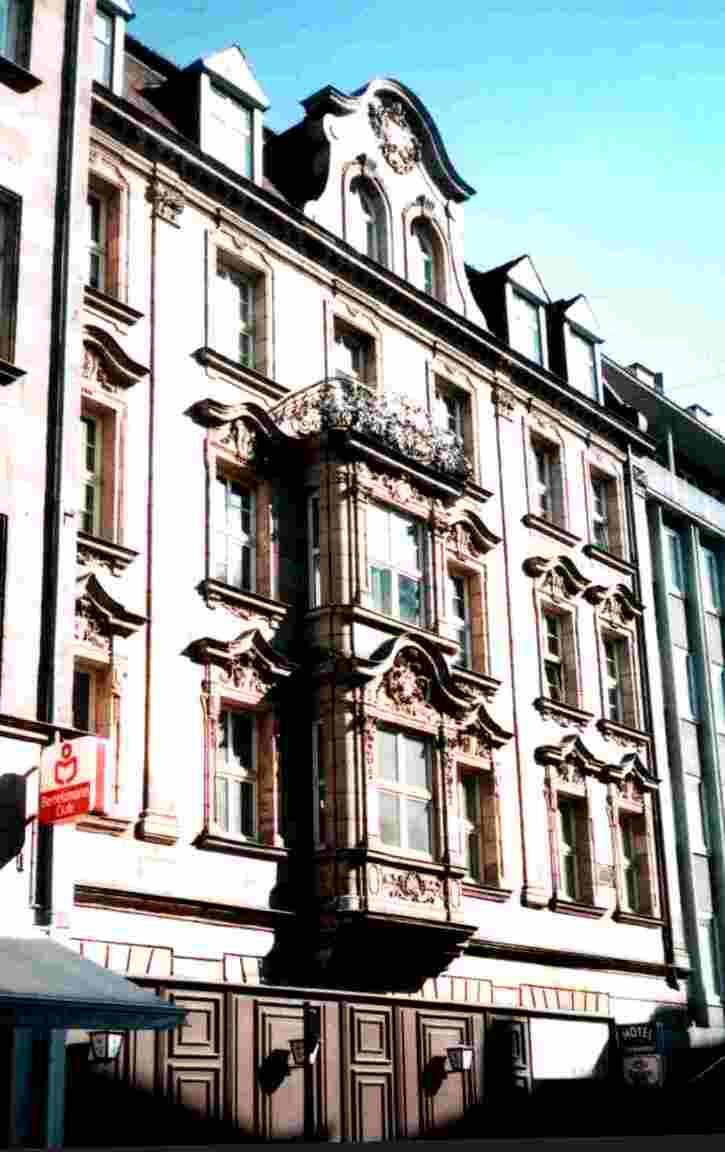 Hotel Frankenhof, Hotel in Nürnberg-Lorenz bei Fürth