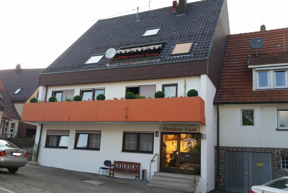 Pension Laas , Pension in Ostfildern-Nellingen