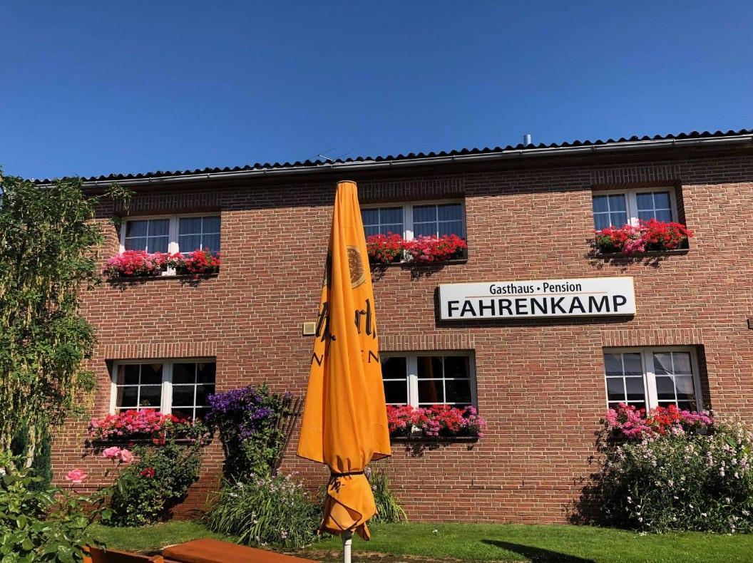 Klötze: Pension Gasthaus Fahrenkamp