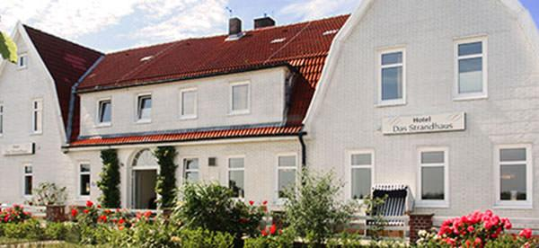 St. Peter-Ording: Hotel Garni Das Strandhaus