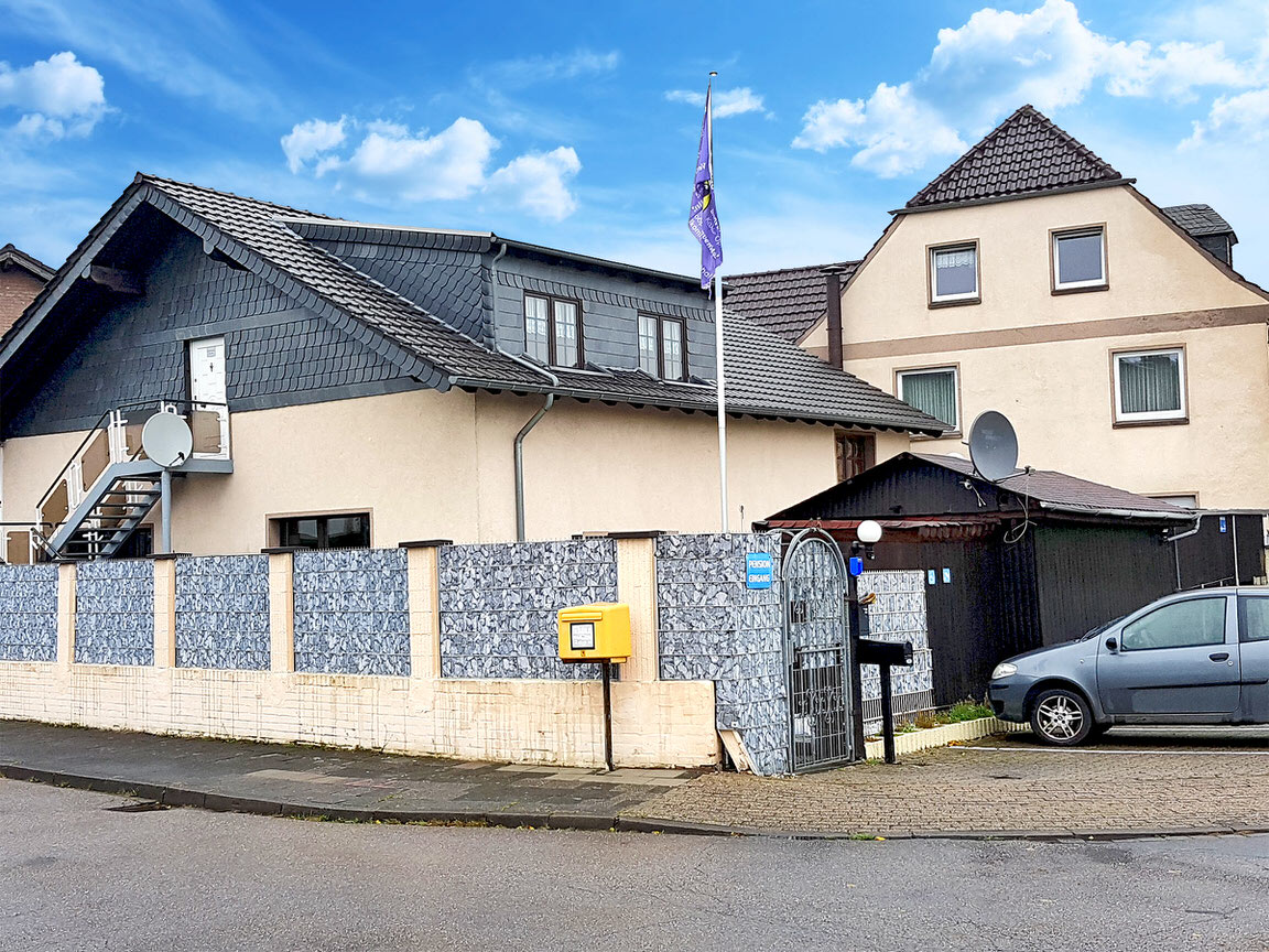 Privatpension Sadrosny, Pension in Moers-Eick bei Kamp-Lintfort