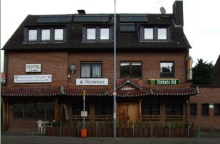 Jeong, Pension in Moers-Hochstraß bei Duisburg