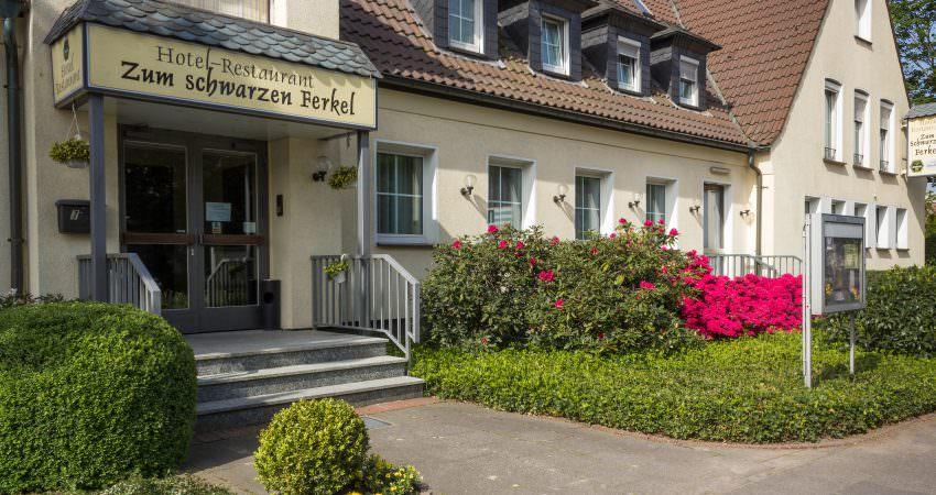Dinslaken: Hotel Zum schwarzen Ferkel