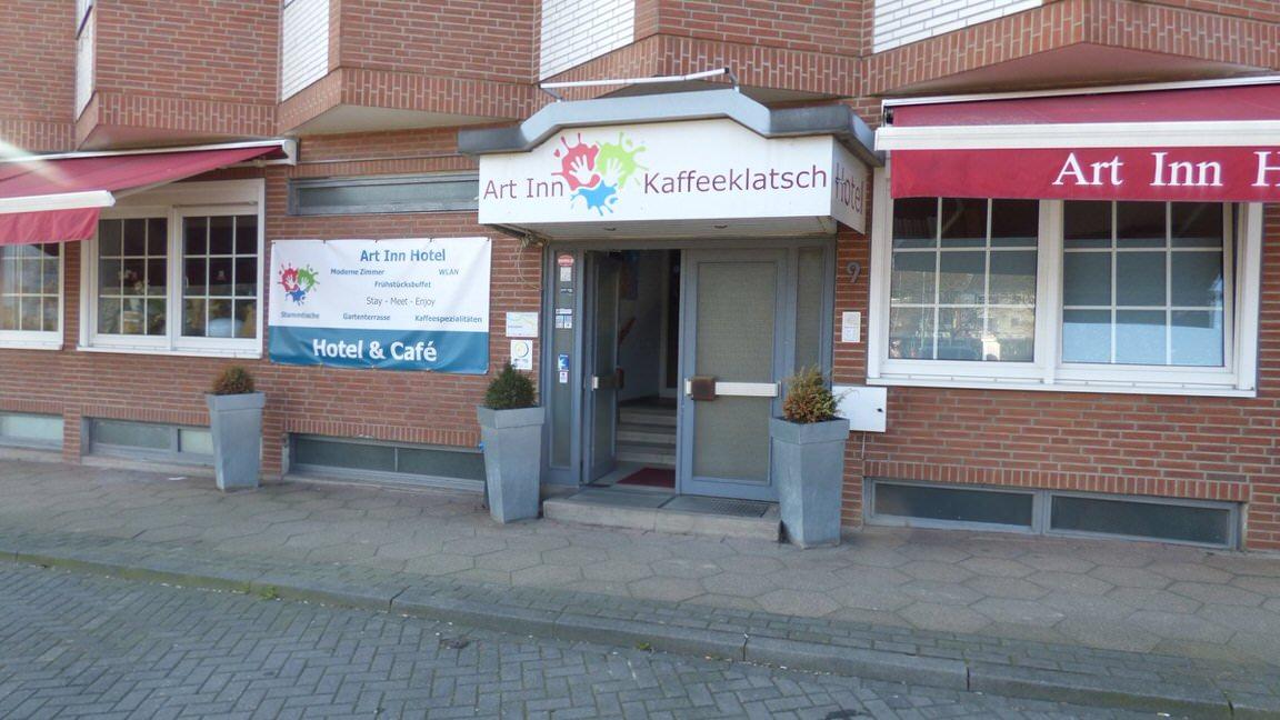 Art Inn , Pension in Dinslaken bei Kamp-Lintfort