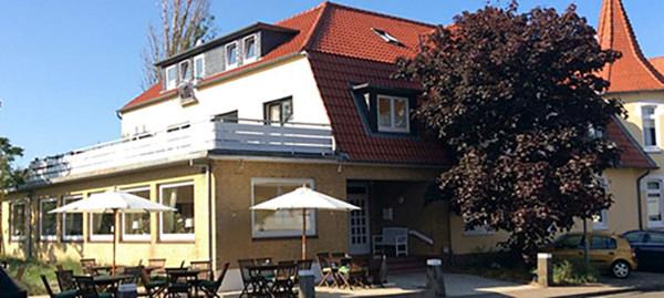 St. Peter-Ording: Hotel Seeburg