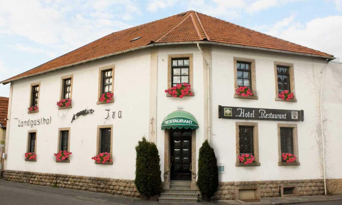 Landgasthof IVA, Pension in Haßloch bei Deidesheim