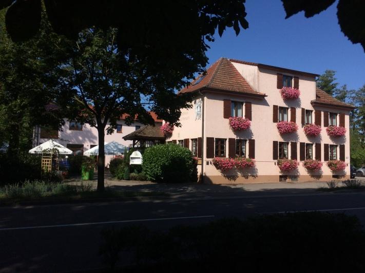 Gästehaus Hubertushof, Pension in Haßloch bei Deidesheim