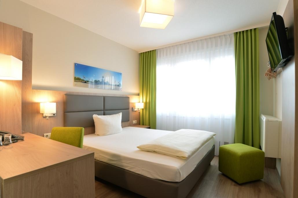 Koblenz: Hotel Garni Cityhotel Kurfürst Balduin