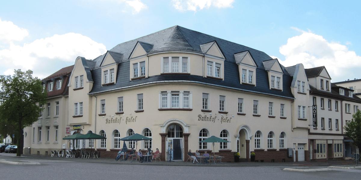 Saarlouis: Hotel Garni Bahnhof-Hotel Saarlouis