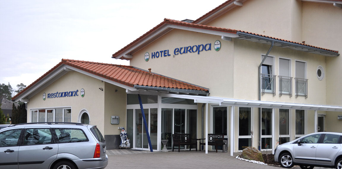 Europa, Pension in Ramstein-Miesenbach bei Gries