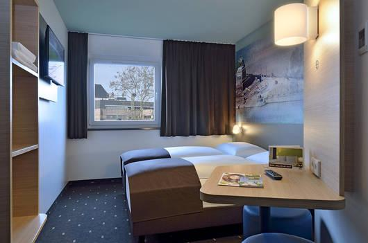 Koblenz: B & B Hotel Koblenz