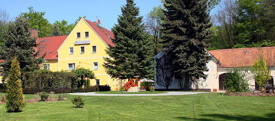 Mühlenhotel*** & Alte Backstube