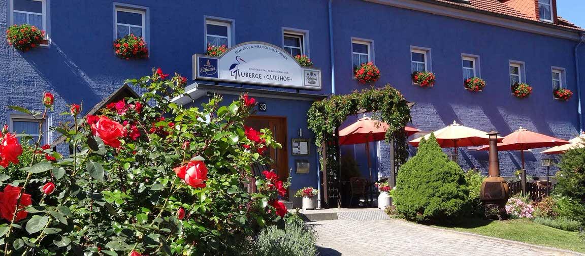 L'Auberge Gutshof, Pension in Bischofswerda-Belmsdorf