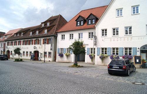 Hilpoltstein: Hotel Zum Schwarzen Ross
