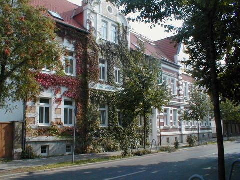 Merseburg: Hotel Zum Goldenen Löwen