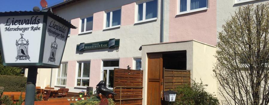 Merseburg: Hotel Merseburger Rabe