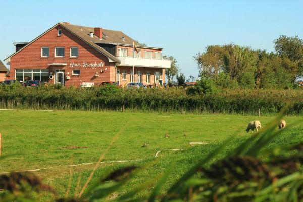 Pension Haus Rungholt, Pension in Nordstrand bei Bredstedt