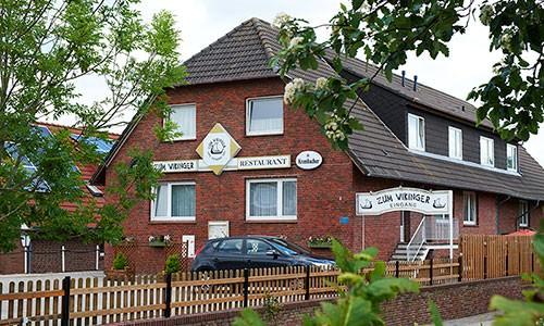 Hotel Zum Wikinger, Hotel in Dornum -Neßmersiel