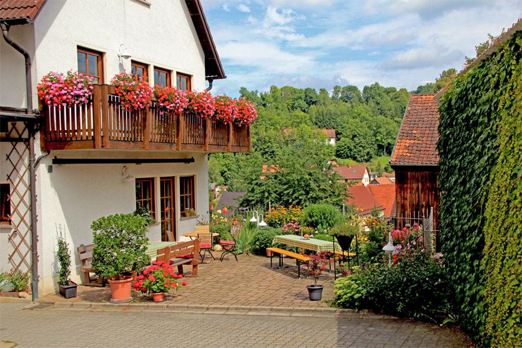 Kulmbach: Pension & Gasthaus Pistor