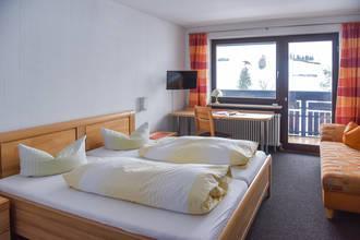 Bischofsgrün: Hotel & Gasthof Siebenstern